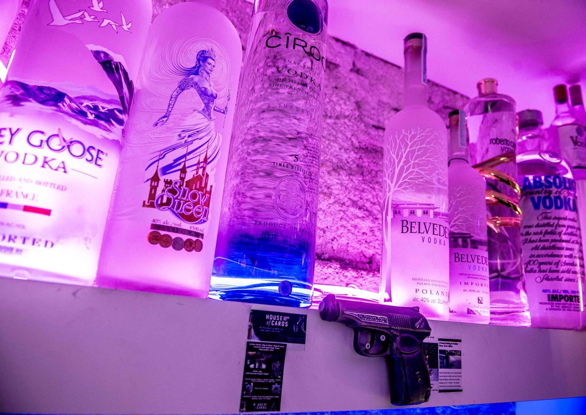 $1.3 Million Bottle of Vodka, World's Most Expensive, Stolen