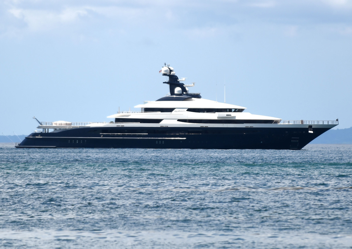1mdb Owner Of Superyacht Equanimity To Challenge Latest Order