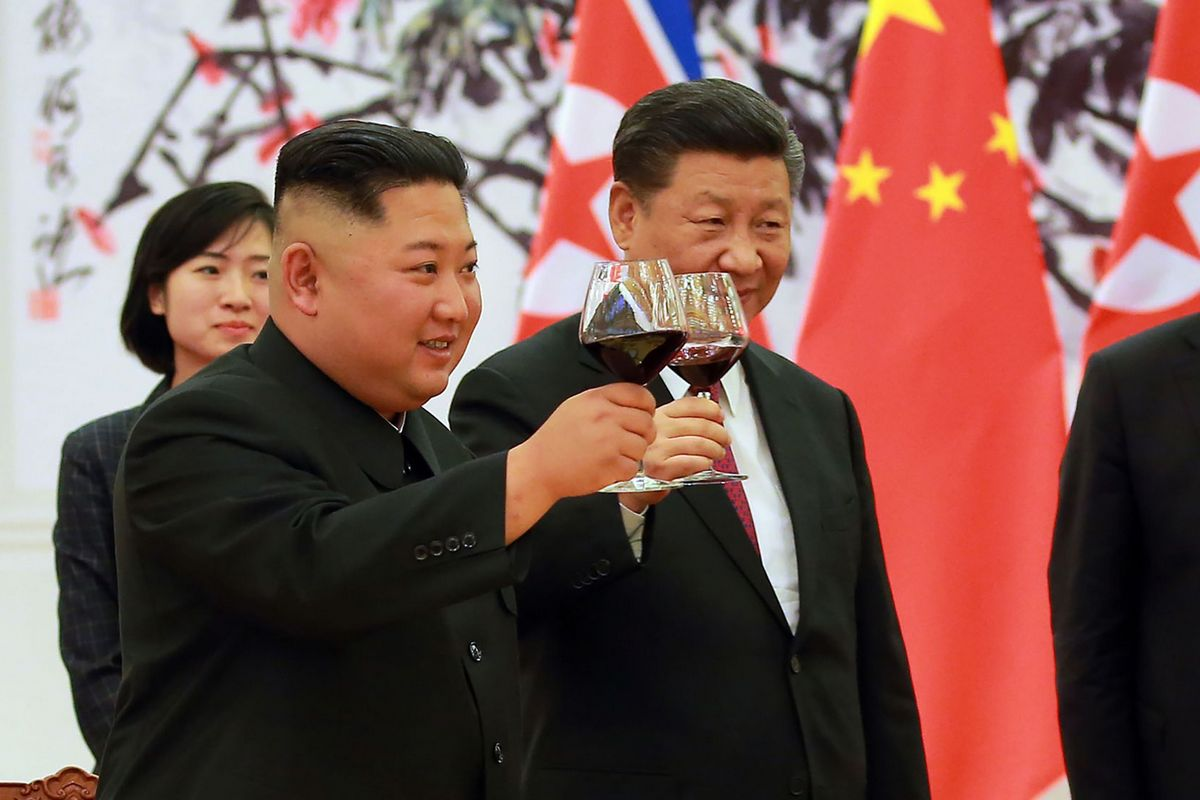 Xi Jinping praises Kim for Trump summit, Latest World News