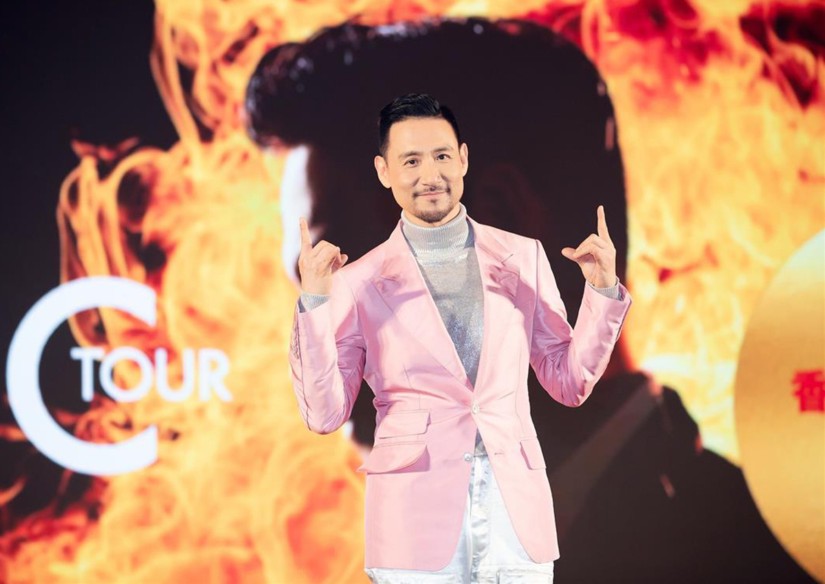 Why Doesn T Jacky Cheung Eat Spicy Food Entertainment News Asiaone