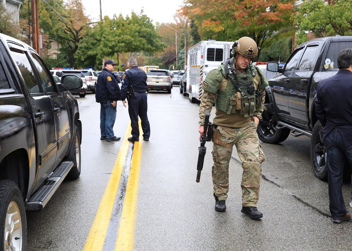 Pittsburgh synagogue massacre: Gunman said Jews were committing genocide
