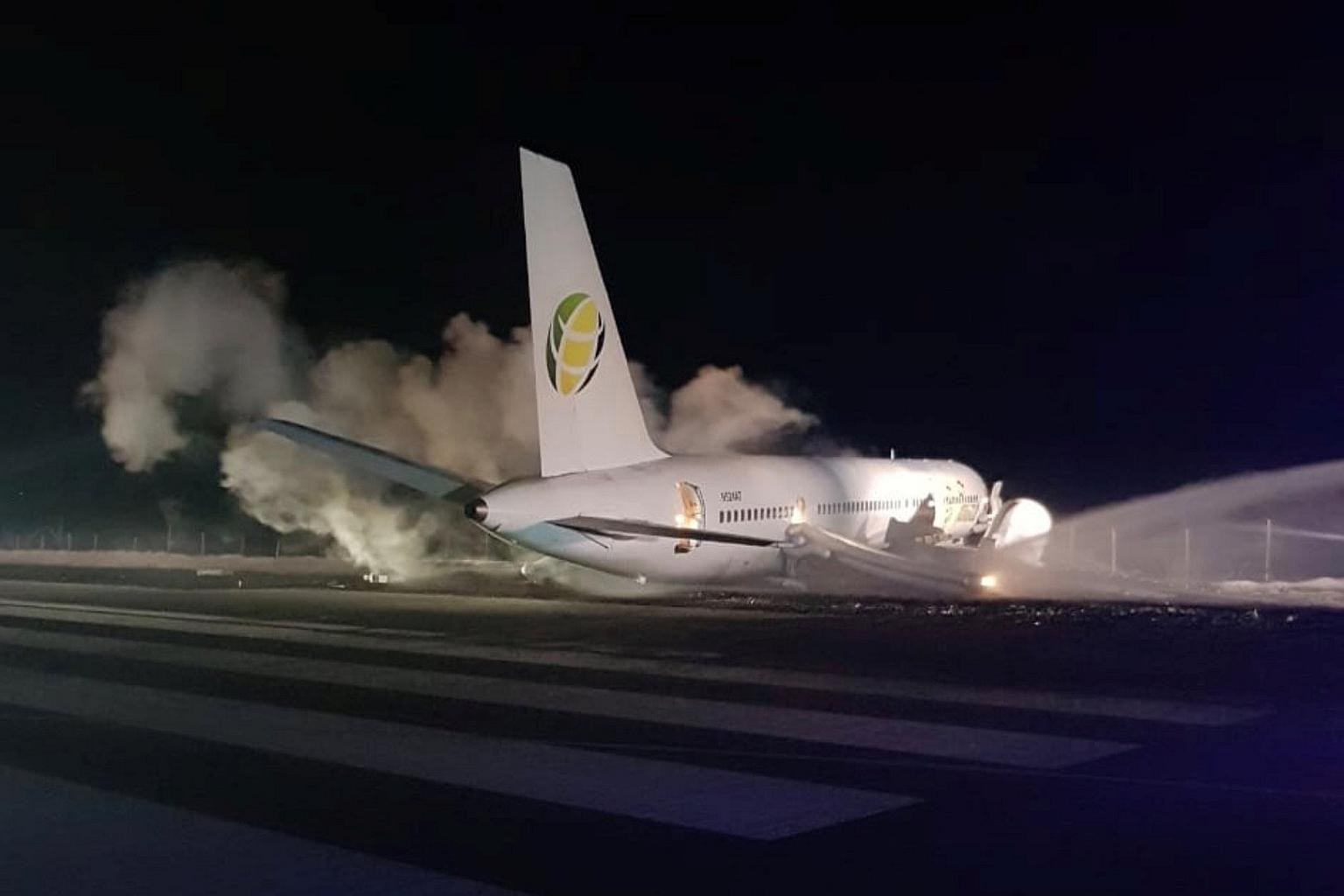 Fly Jamaica Makes Emergency Landing In Guyana - Six Injured