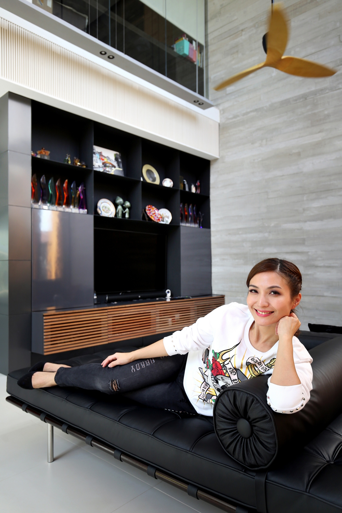 A look inside Vivian Lai's $8m home, News - AsiaOne