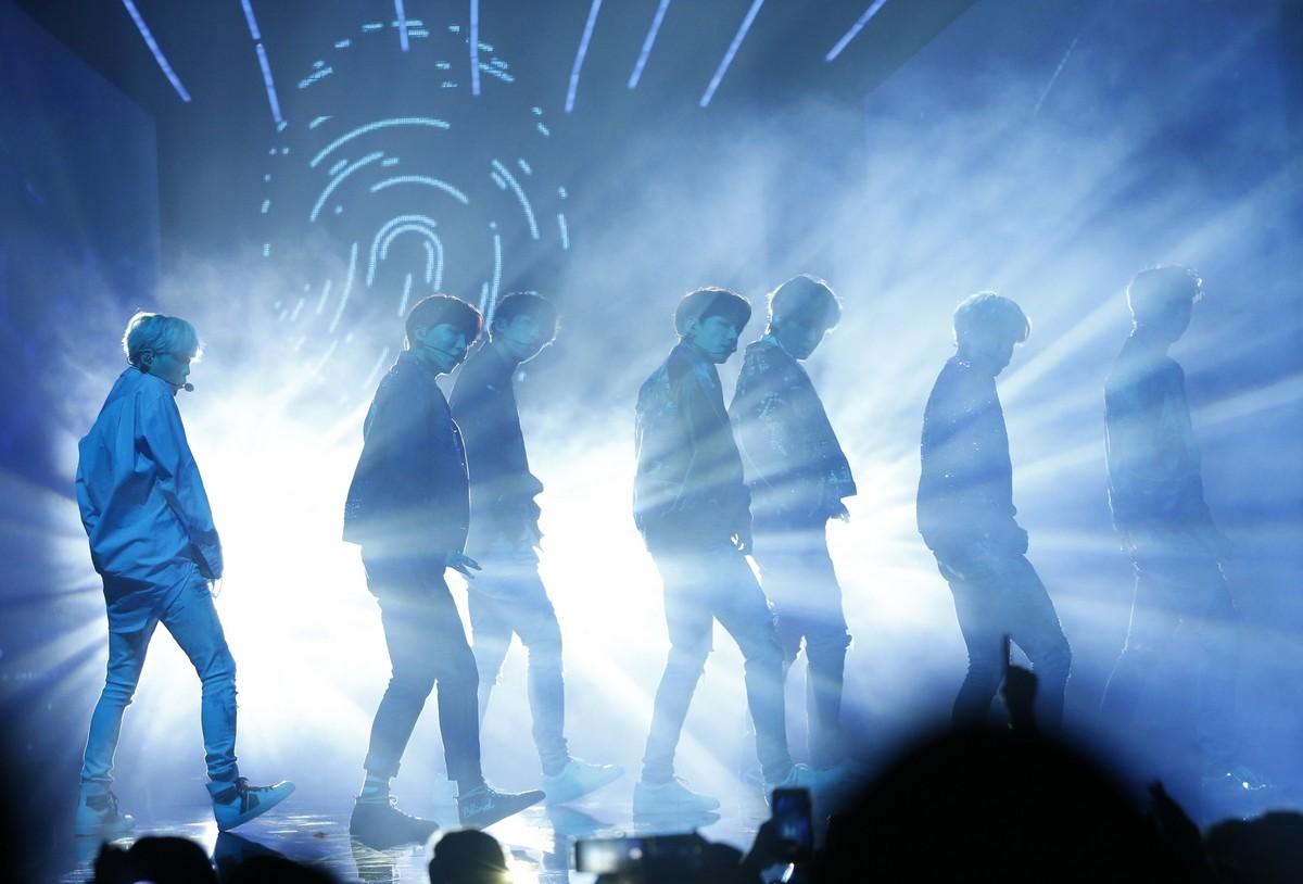 K-pop titans BTS break into US Top 40 , Entertainment News