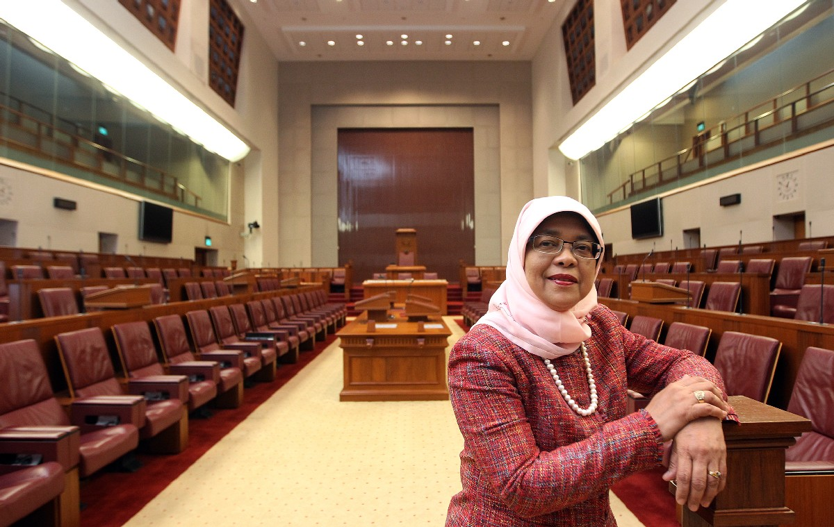Only one candidate qualifies in Singapore presidential race