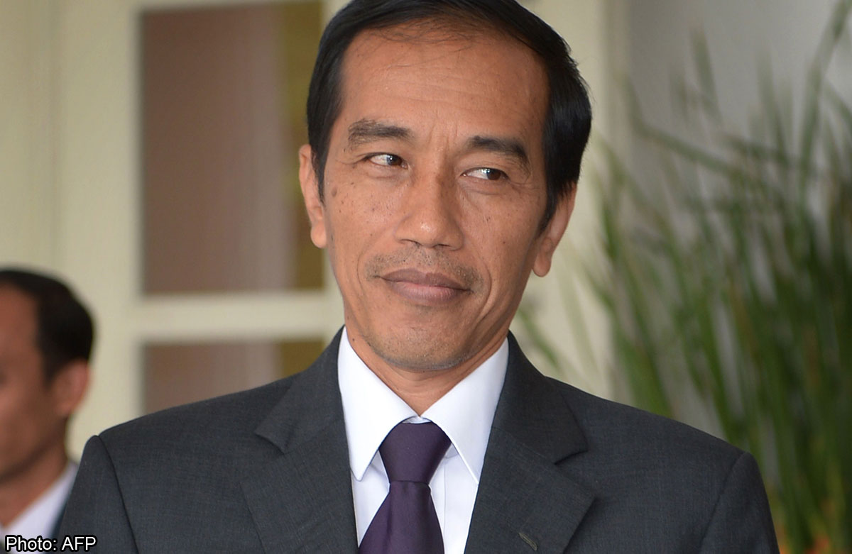 Indonesian presidential hopeful Jokowi defends 'lack of