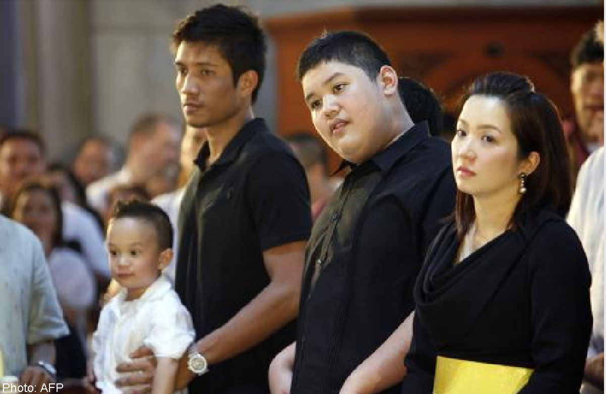 Kris Aquino regrets fighting with ex-husband in front of ...