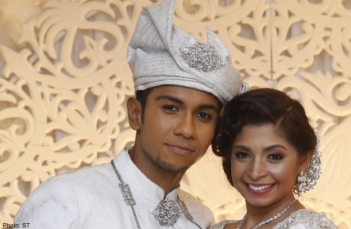 Over 2 000 Guests Turn Up For Taufik Batisah S Wedding