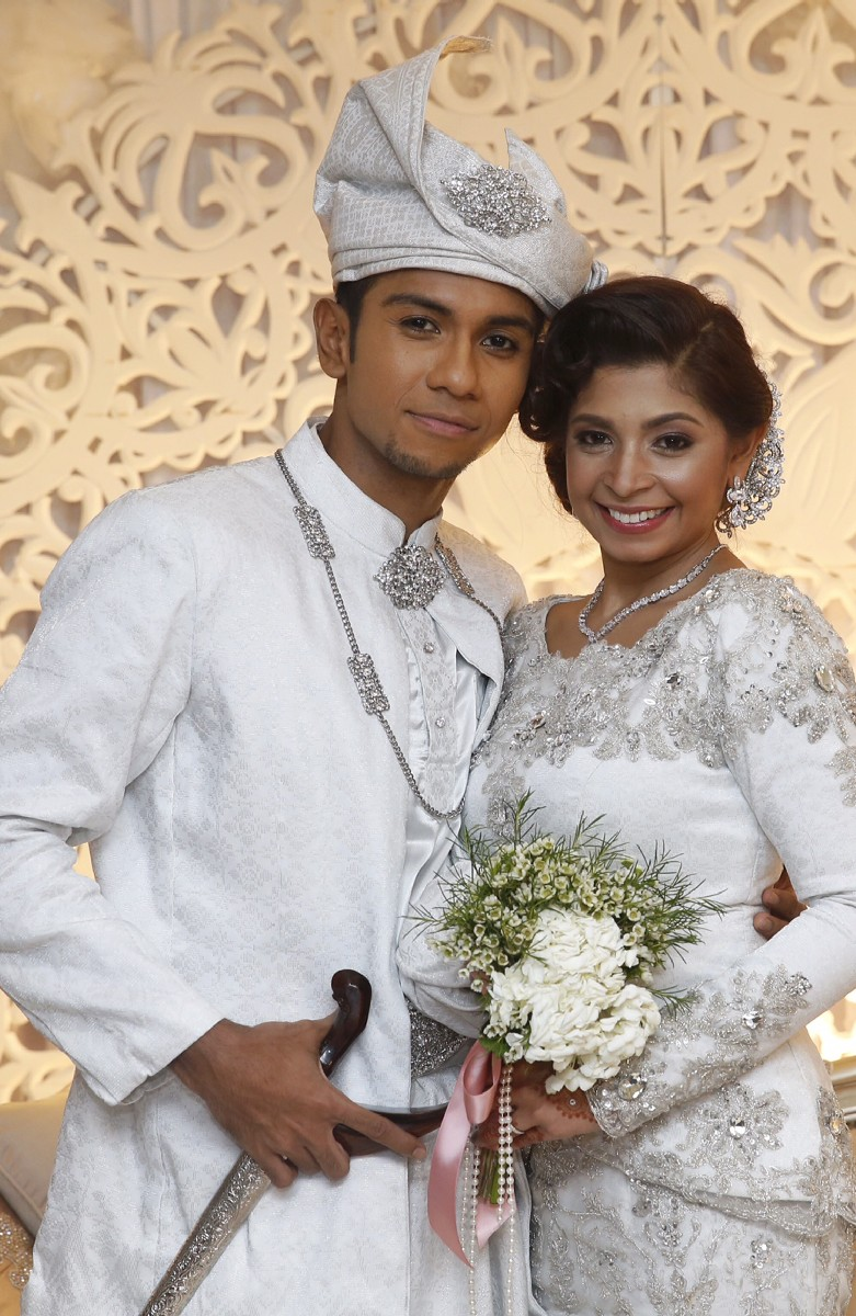 Bride was Taufik\'s back-up singer in hit song, Women, Entertainment ...