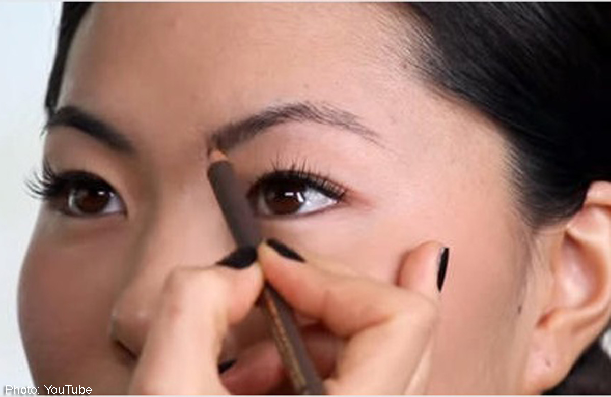 How to apply eyebrow pencil, Women News - AsiaOne