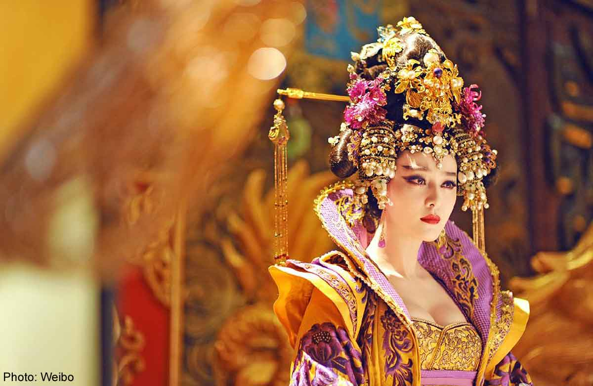Empress Of China To Be Aired Here But Fan Bingbing S