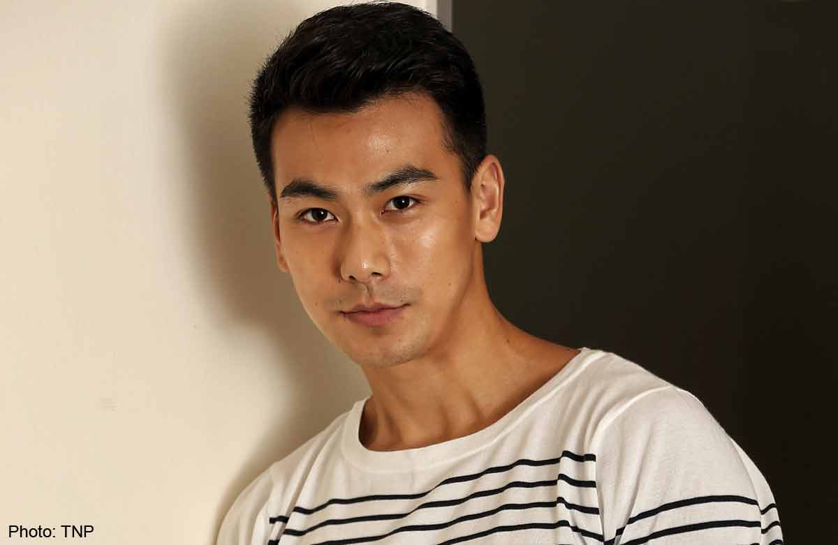 Actor Dai Xiangyu reveals initial difficulties when he left S'pore to China, Entertainment News - AsiaOne