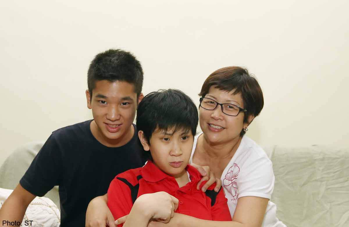 Of singapore adults in number autistic
