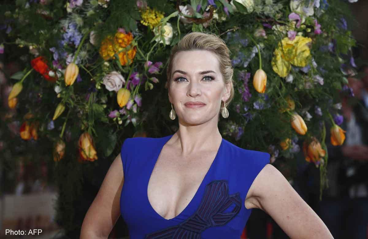 Kate Winslet plays Versailles garden designer in new film