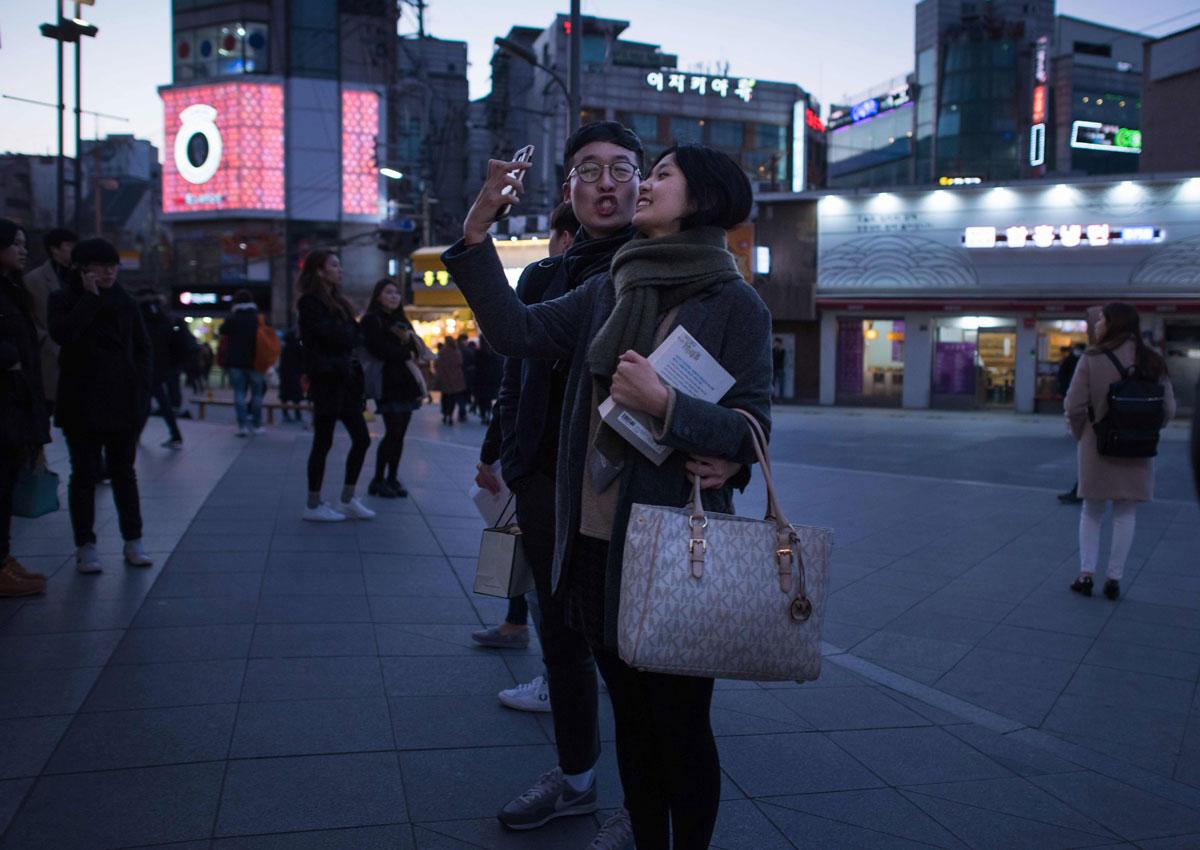 Life in south korea dating agencies