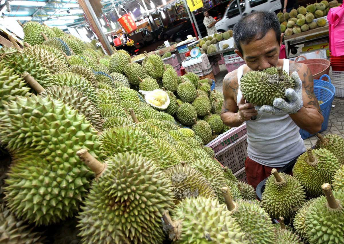 Food Network Durian
