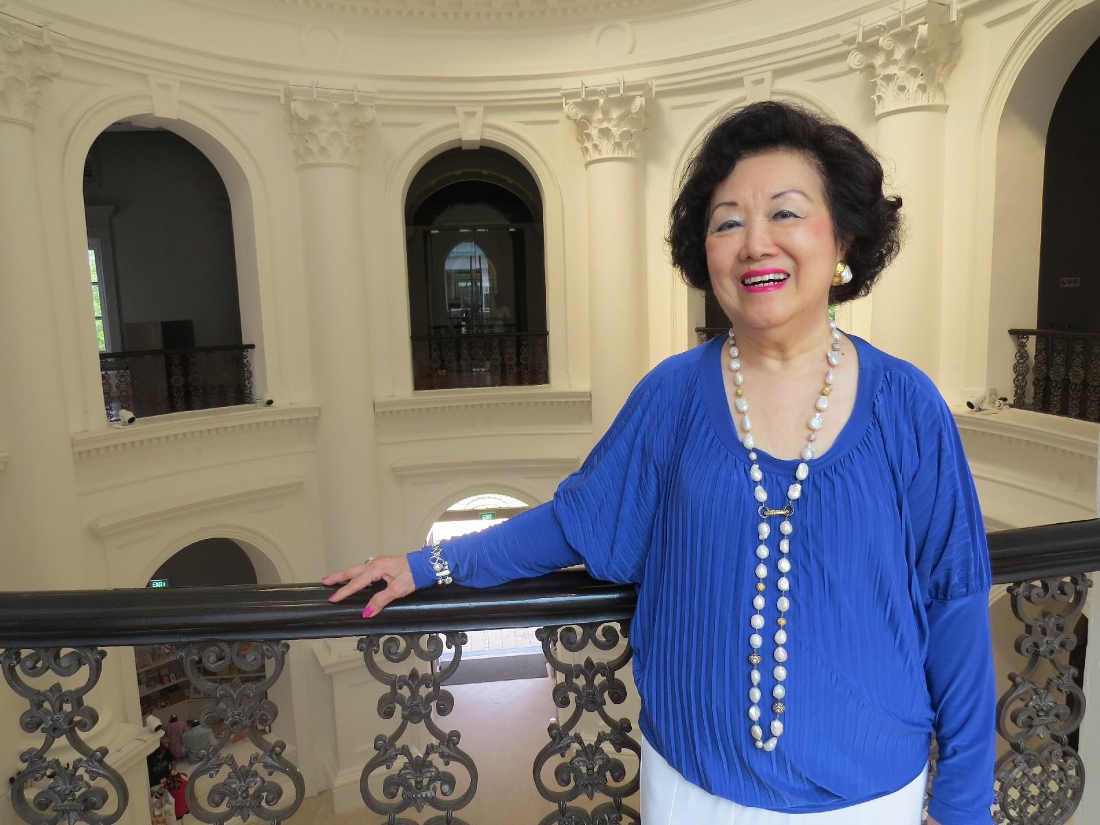 Betty Chen Nude Photos 27