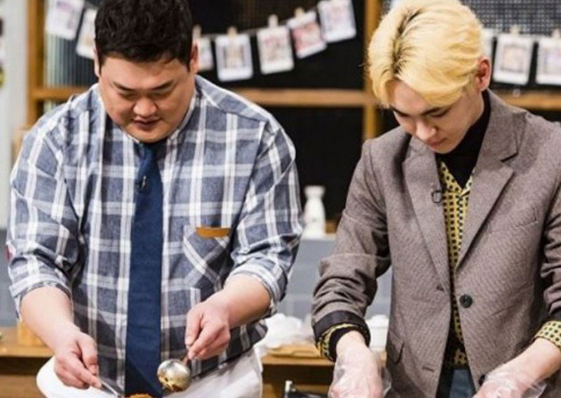 The K-pop stars who are excellent cooks, Food, Entertainment