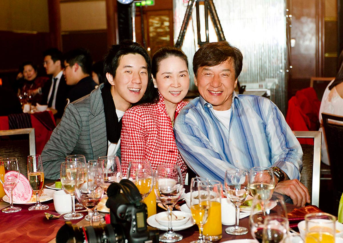 Jackie Chan: I was forced to marry Joan Lin, Entertainment