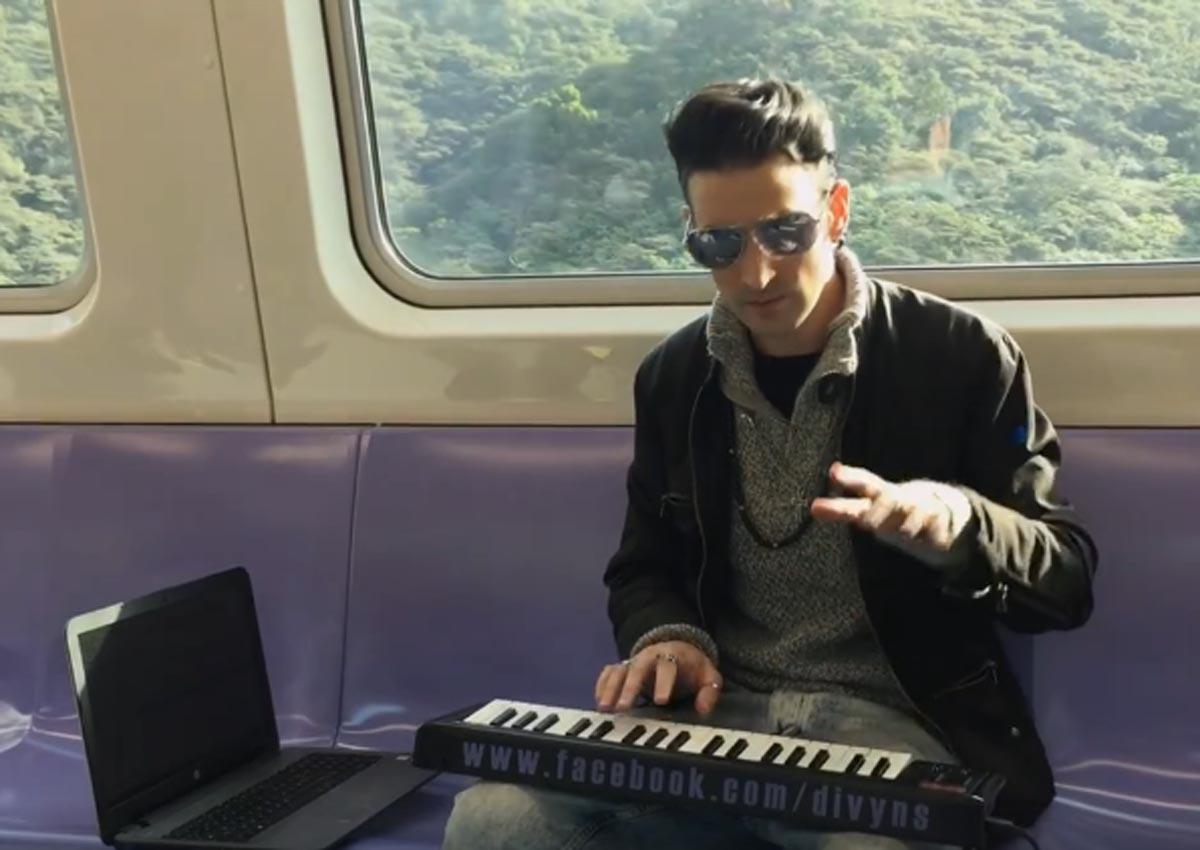 Meet the EDM star mixing sounds of Taiwan's MRT