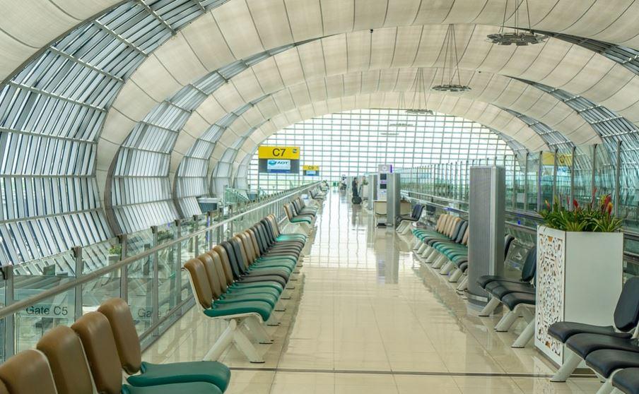 German man dies after suicide leap at Bangkok airport