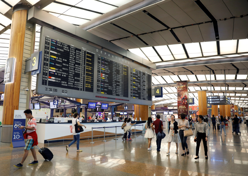 Changi terminal 2 closure: What can travellers expect?, Lifestyle, Travel News - AsiaOne