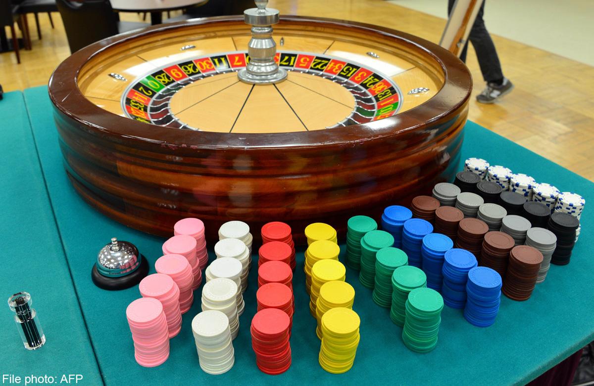 Gambling addiction rate singapore casino fireworks
