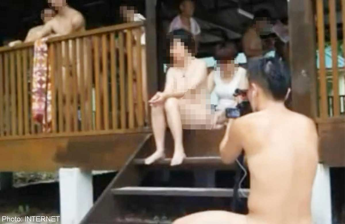 Valuable message nudist nidism singapore