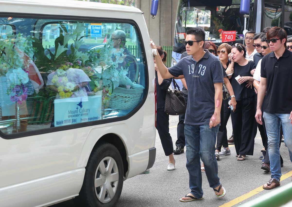 82132b914ed52b Final farewell for Singaporean victim in Bangkok blast