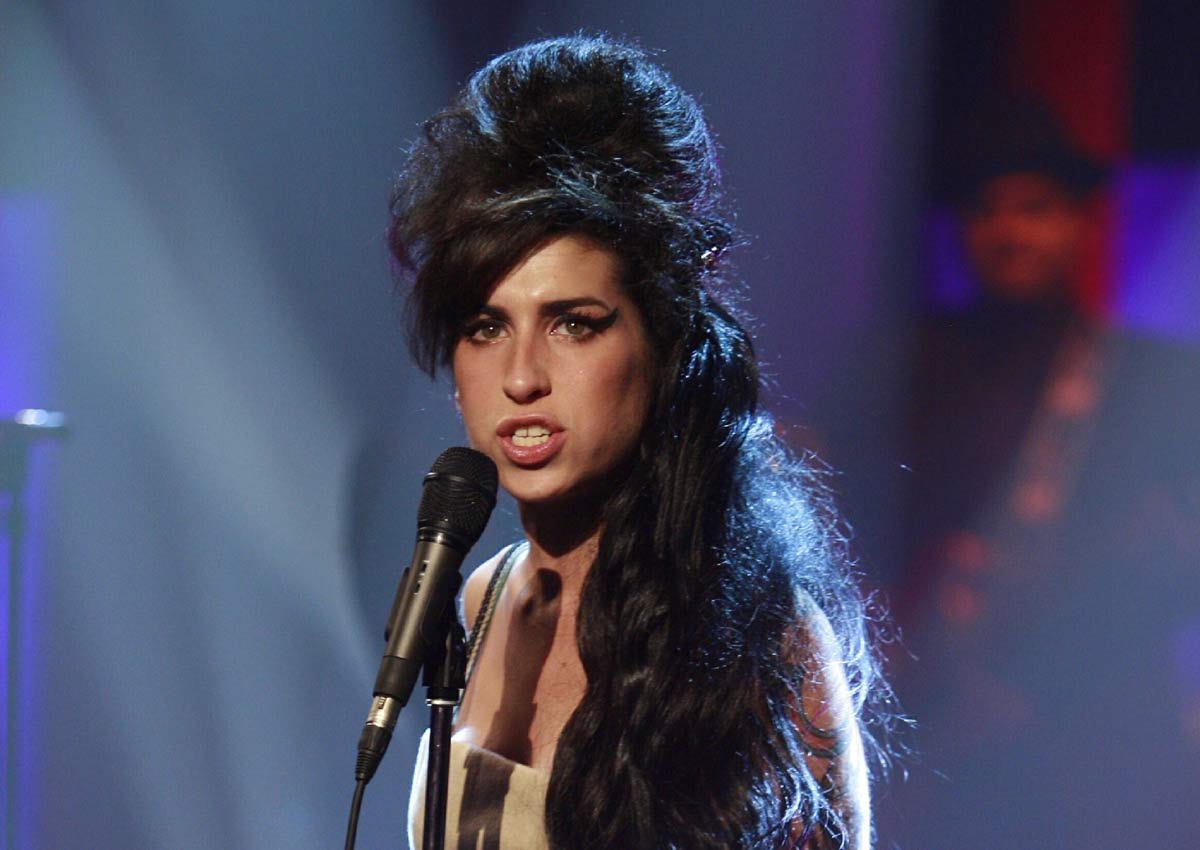 Amy Winehouse Leaked Photos late singer amy winehouse to return to the stage as a