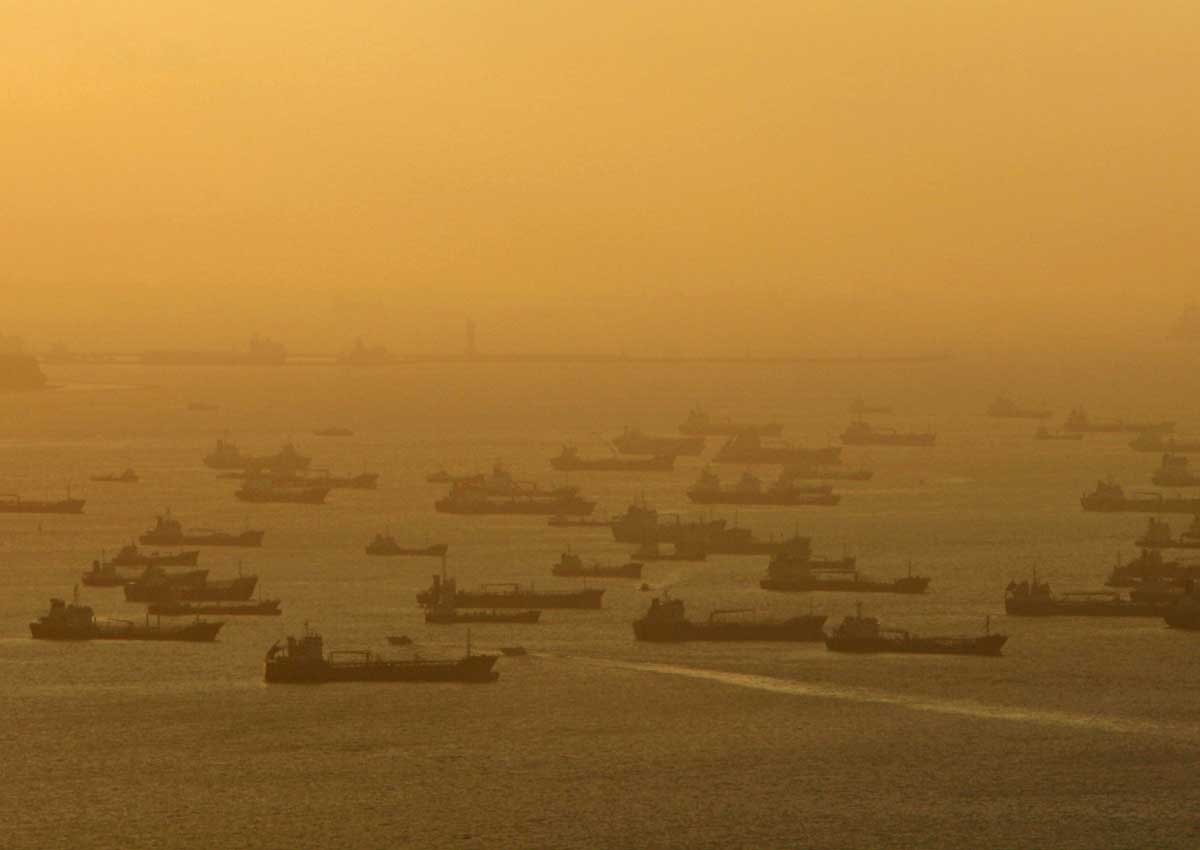 More fully laden LPG tankers gather off Singapore awaiting buyers