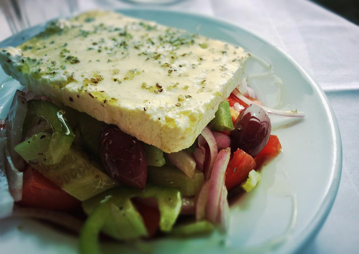 Low-cal vegetarian and Mediterranean diets may both help