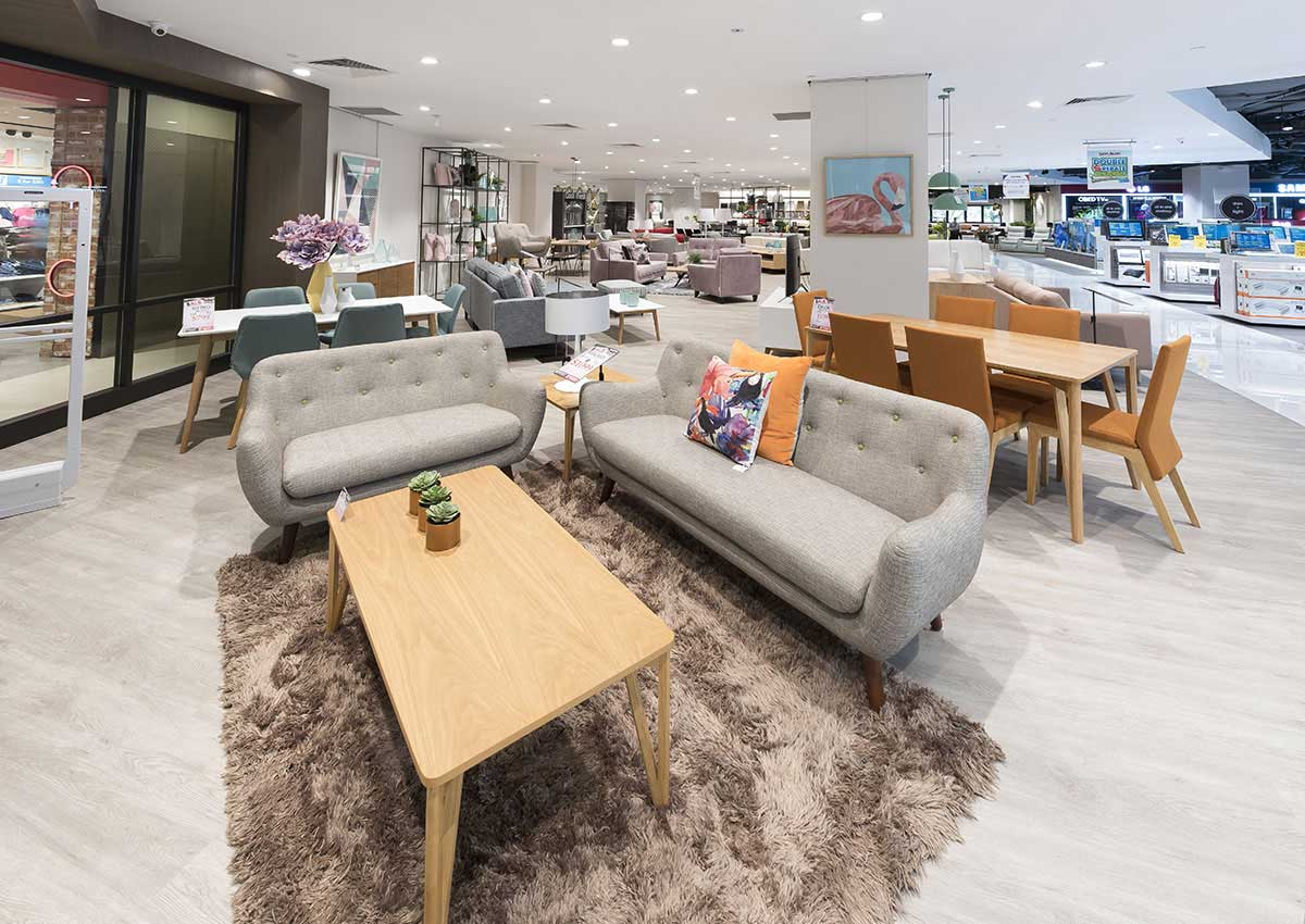 Attirant You Can Furnish Your Entire Home At Harvey Normanu0027s Parkway ...
