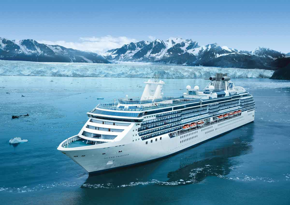 You Can Soon Cruise To Alaska Directly From Singapore With