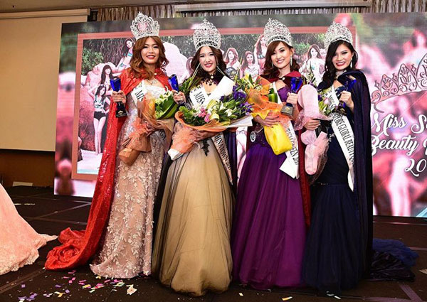 Miss California Alyssa Campanella wins Miss USA 2011 crown