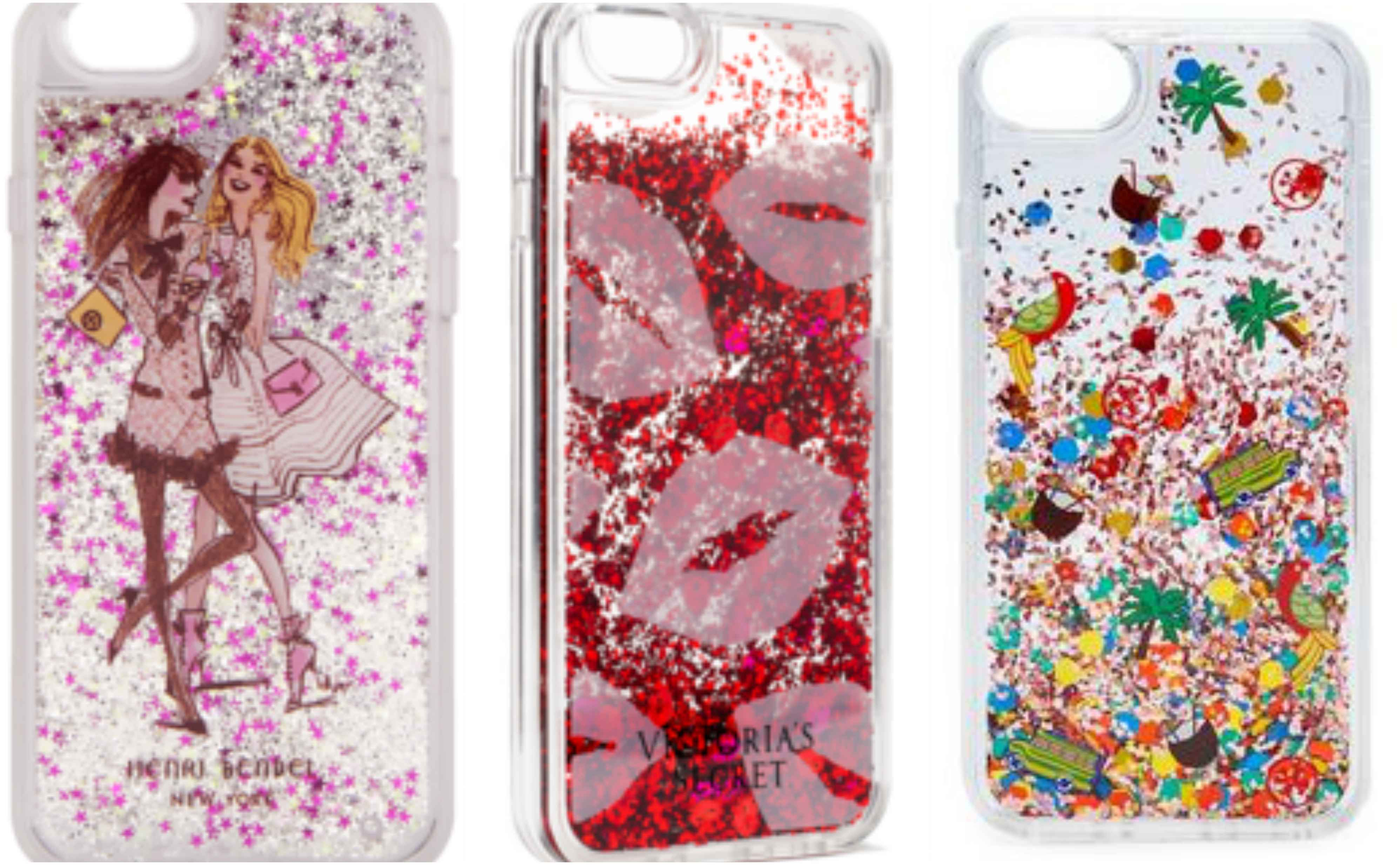 on sale 0507e 0ed77 iPhone glitter cases recalled over reports of chemical burns ...