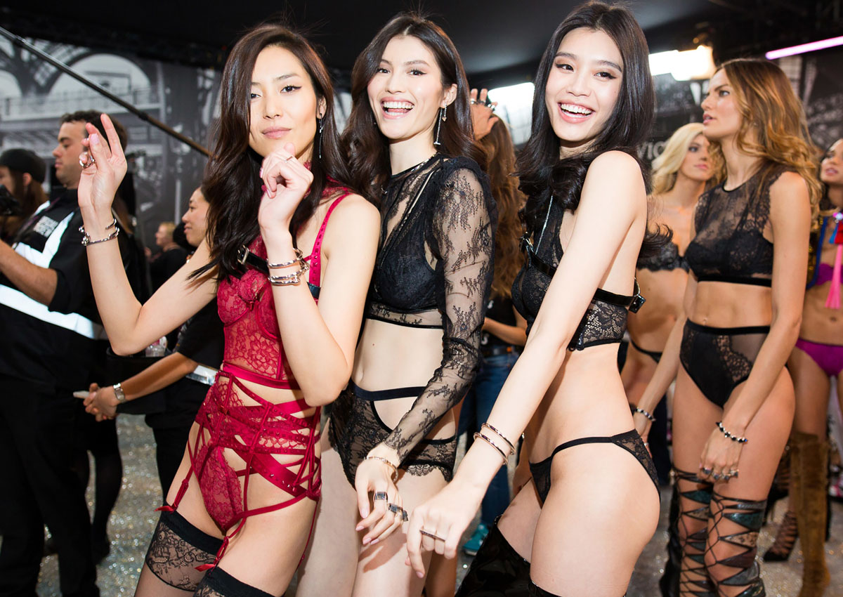 5174042553 Meet the Asian models walking Victoria s Secret runway in Shanghai ...