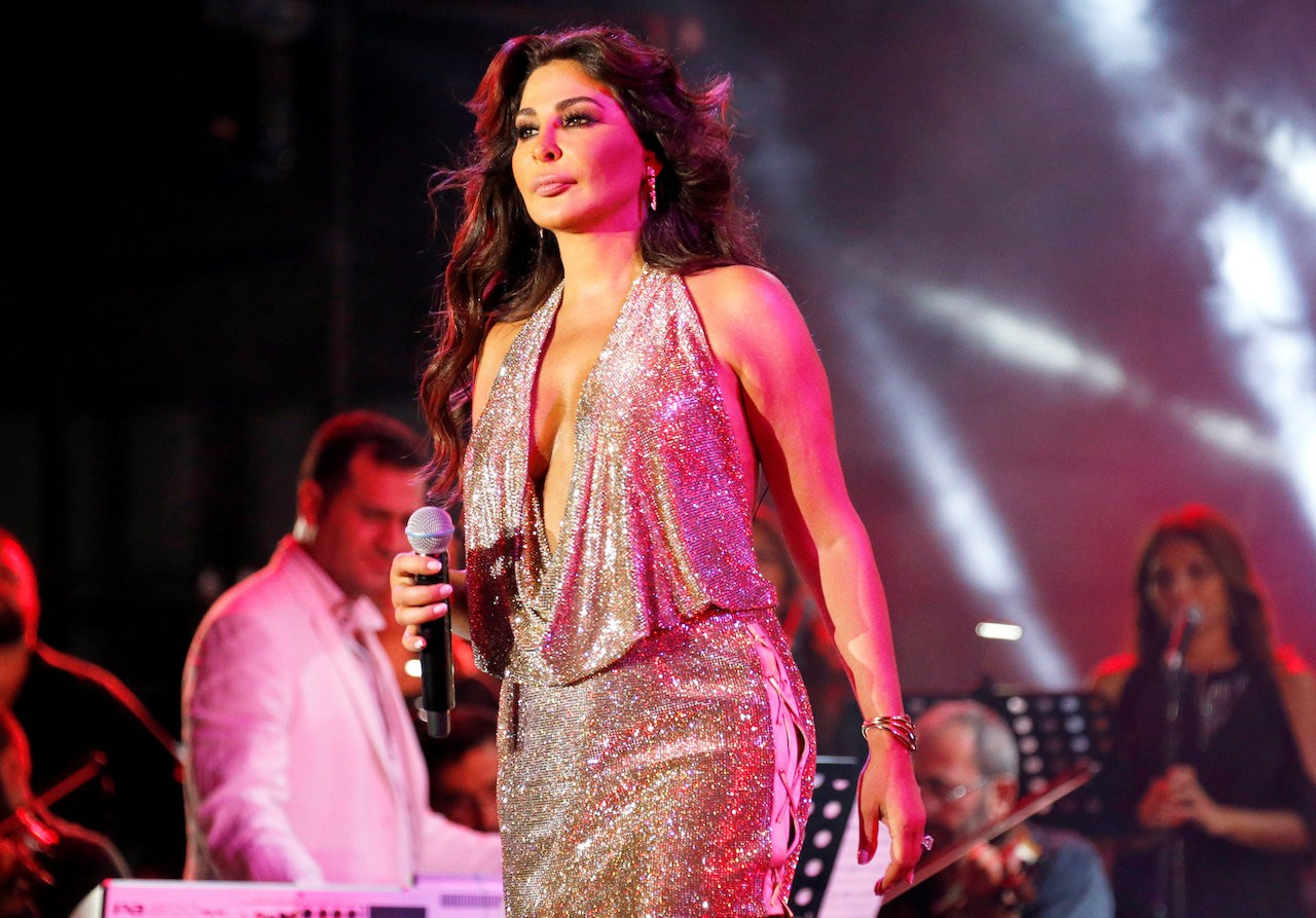 Lebanese pop sensation reveals breast cancer battle in music video