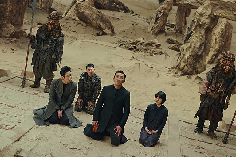 Here's what you need to know about top K-movie Along with the Gods ...