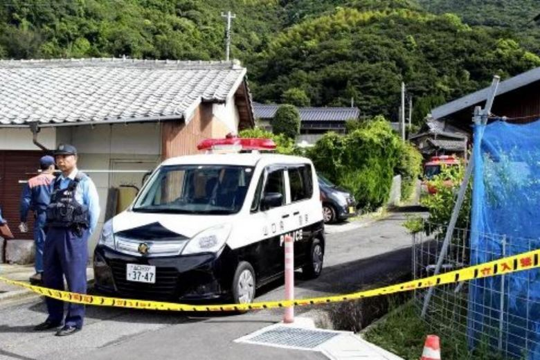 Japan toddler, 2, found alive and well after missing for 3 days in forest