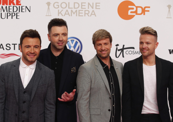 Westlife plans world tour in 2020 after success of comeback