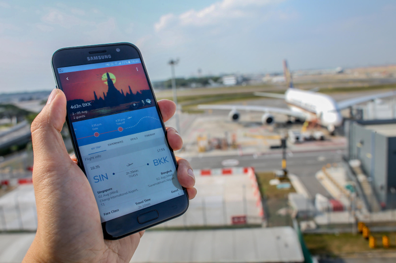 Sats' revamped travel app helps users locate lost bags