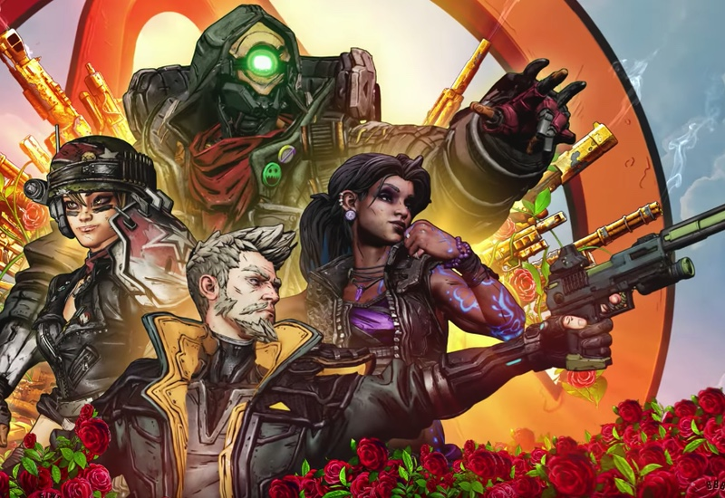 Borderlands 3 has officially gone gold, ready to be shipped next