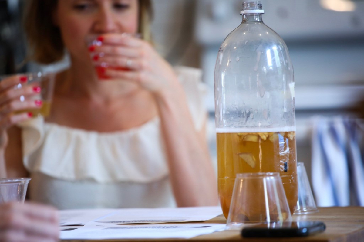 All-natural and low-sugar: Kombucha takes the US by storm, Lifestyle