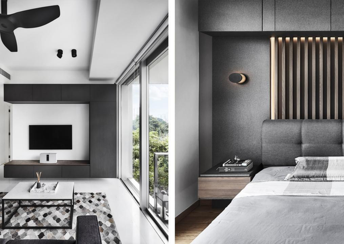 . 10 design firms that create contemporary homes in Singapore