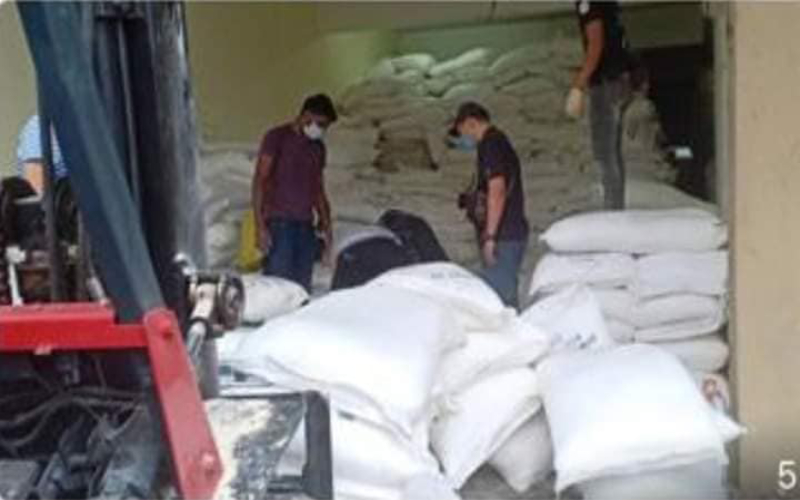 Biggest drug bust in Malaysian history: Almost 4 tonnes