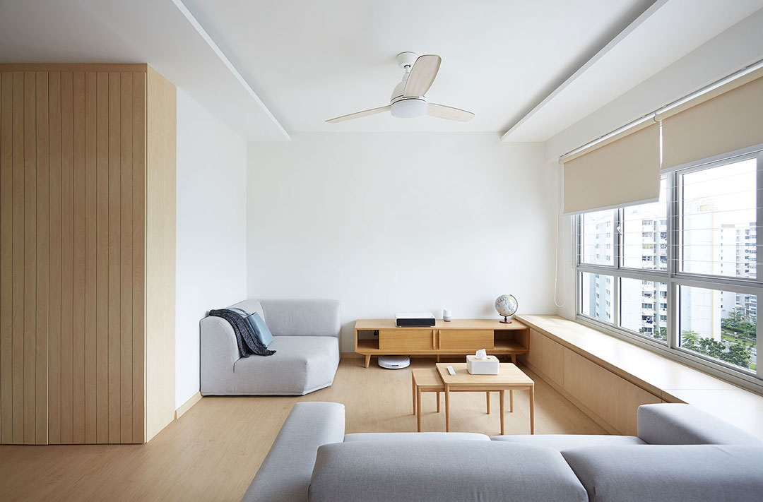 Minimalist Home Feel Warm And Cosy