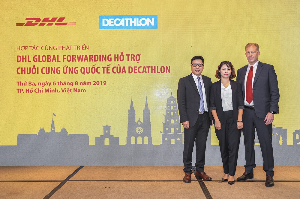 Partners for Growth: DHL Global Forwarding supports Decathlon's