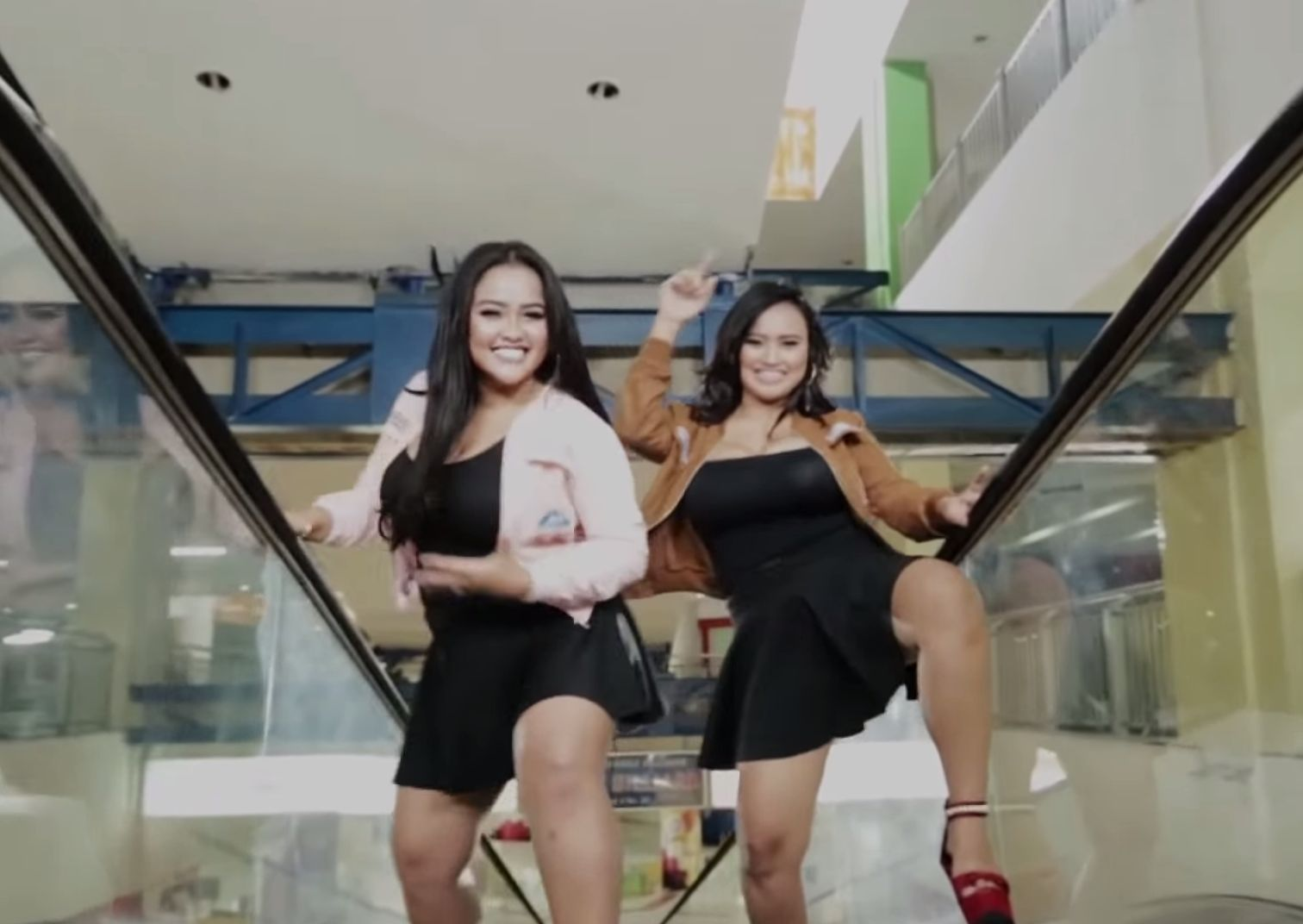 Indonesia's 'Watermelons Duo' singers rapped for suggestive