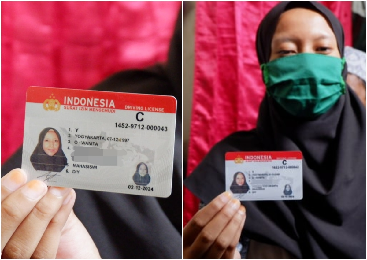 No joke: This Indonesian girl is named Y , Asia